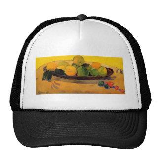 Paul Gauguin- Still life with Tahitian oranges Trucker Hat