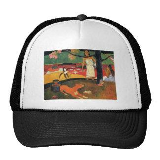 Paul Gauguin- Tahitian pastorale Trucker Hat