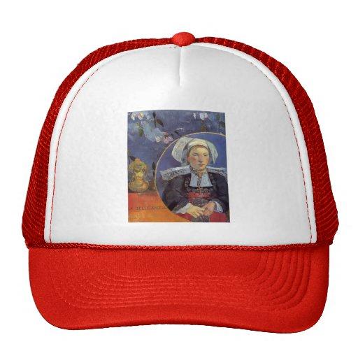 Paul Gauguin- The Beautiful Angel Trucker Hat