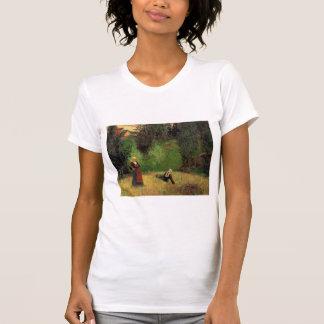 Paul Gauguin- The first flowers T-shirt