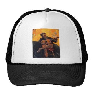 Paul Gauguin- The guitar player Trucker Hat