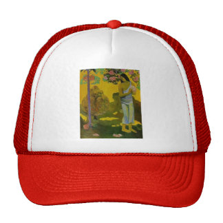 Paul Gauguin- The month of Maria Trucker Hat