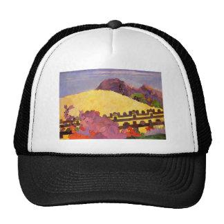 Paul Gauguin- The sacred mountain Trucker Hat