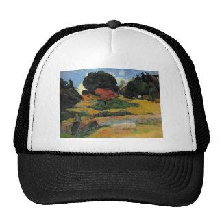 Paul Gauguin- The swineherd Trucker Hat