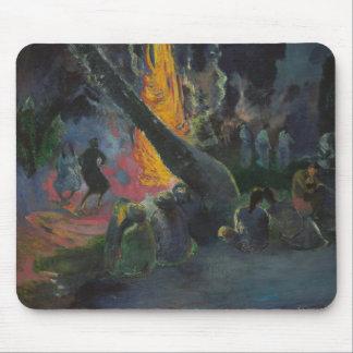 Paul Gauguin - Upa Upa (The Fire Dance) Mouse Pad
