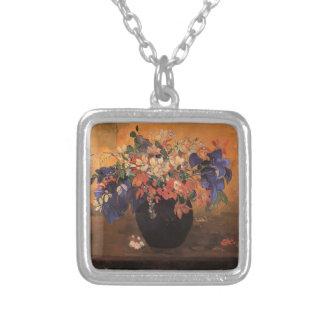 Paul Gauguin- Vase of flowers Pendant