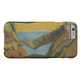 Paul Gauguin -Vincent van Gogh Painting Sunflowers Barely There iPhone 6 Case