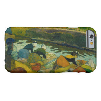 Paul Gauguin - Washerwomen Barely There iPhone 6 Case