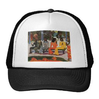 Paul Gauguin- We Shall Not Go to Market Today Trucker Hat