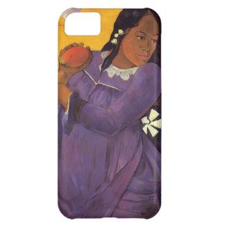 Paul Gauguin- Woman with a Mango iPhone 5C Case