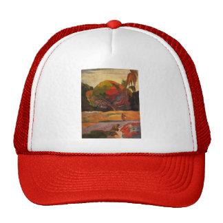 Paul Gauguin- Women at the riverside Trucker Hat