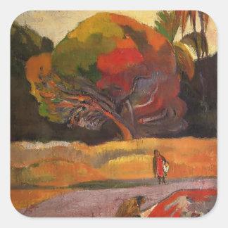 Paul Gauguin- Women at the riverside Stickers