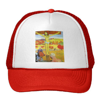 Paul Gauguin- Yellow Christ Trucker Hat