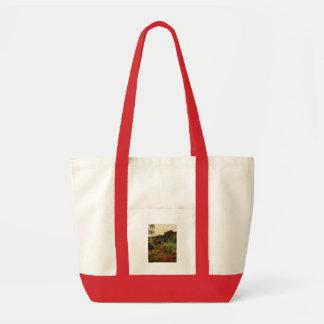 Paul Gauguin's Martinique Landscape (1887) Tote Bag
