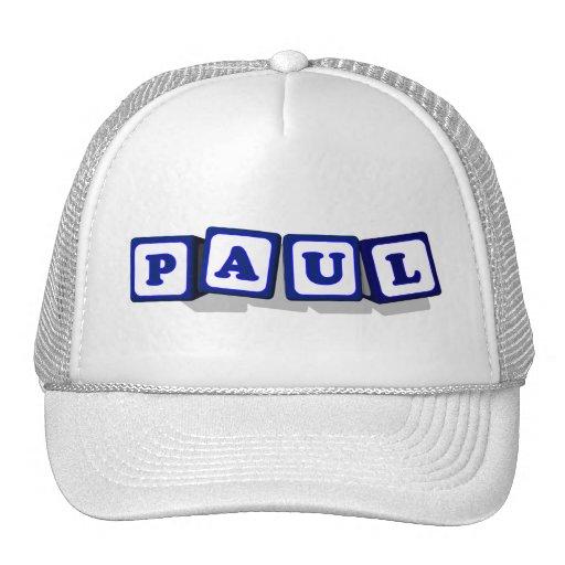 PAUL GORRA