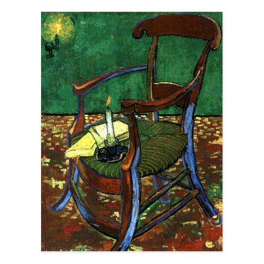 Paul Guaguin's Armchair by Vincent van Gogh Postcard
