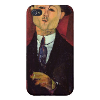 Paul Guillaume Novo Pilota, 1915 Covers For iPhone 4