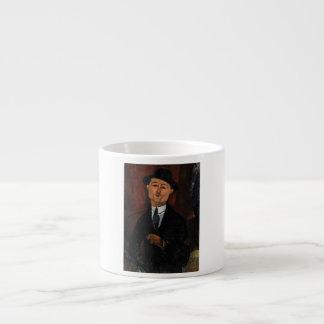Paul Guillaume Novo Pilota by Amedeo Modigliani Espresso Cups