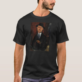 Paul Guillaume, Novo Pilota by Amedeo Modigliani T-Shirt