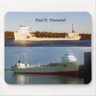 Paul H. Townsend mouspad Mouse Pad