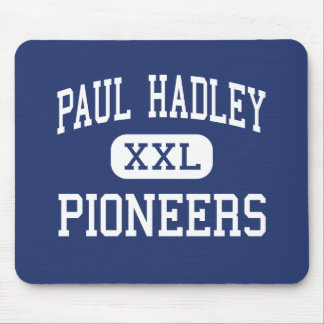 Paul Hadley Pioneers Middle Mooresville Mouse Pad
