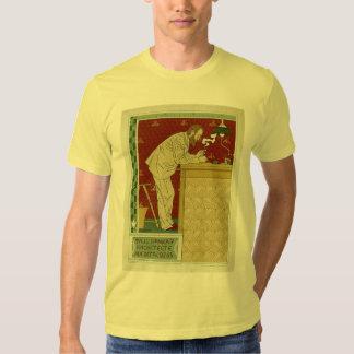 Paul Hankar, Architect T-shirt