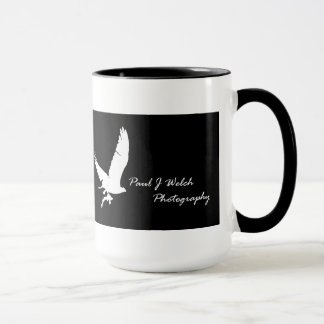 Paul J Welch photography mug