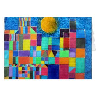 Paul Klee 1 Greetings Card