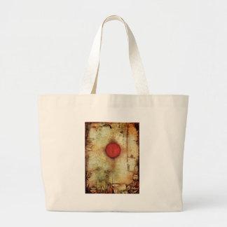 Paul Klee Ad Marginem Painting Large Tote Bag