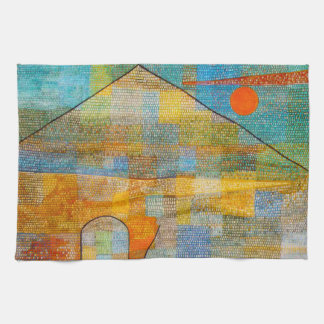 Paul Klee Ad Parnassum Kitchen Towel