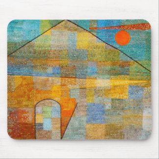 Paul Klee Ad Parnassum Mouse Pad