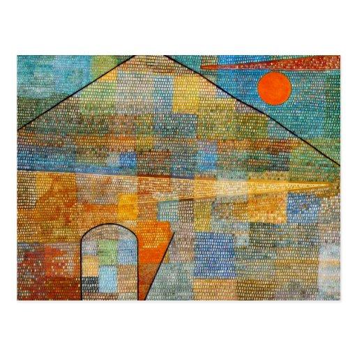 Paul Klee - Ad Parnassum Postcards