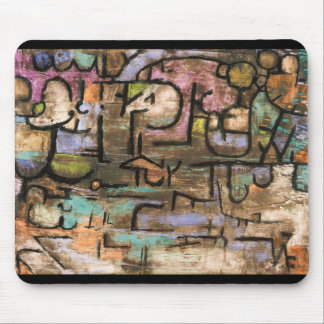 Paul Klee - After The Flood Mouse Pad