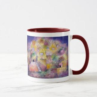 Paul Klee and Oriental pleasure garden Mug