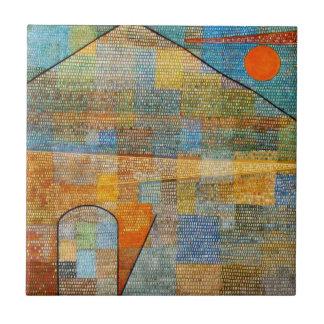 Paul Klee - anuncio Parnassum Tejas