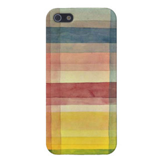 Paul Klee art: Architecture of the Plain Cover For iPhone 5