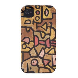 Paul Klee Art iPhone 4 Cases