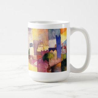 Paul Klee Art Coffee Mug