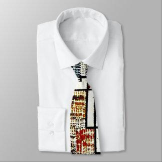 Paul Klee art - Cote de Provence Neck Tie