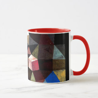 Paul Klee art: Crystalline Landscape Mug