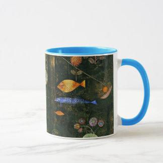 Paul Klee art: Fish Magic, famous Klee painting Mug