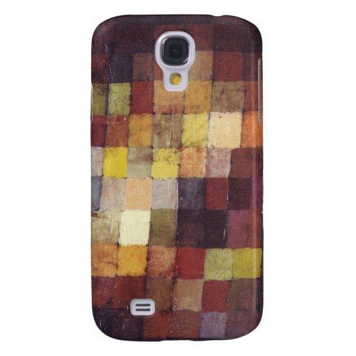 Paul Klee Art Galaxy S4 Covers