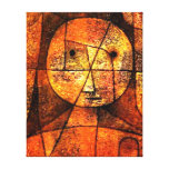 Paul Klee art - Gauze Canvas Print