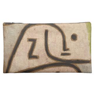 Paul Klee Art Makeup Bag