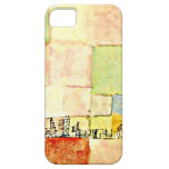 Paul Klee art - Neuer Stadtteil in M iPhone 5 Cover