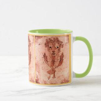 Paul Klee art - New Angel Mug