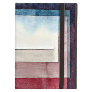 Paul Klee art: Resting, painting by Paul Klee iPad Cases