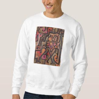 Paul Klee - brujas del bosque Suéter