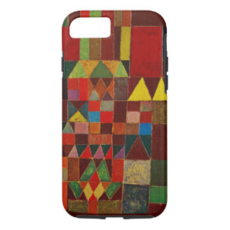 Paul Klee Castle And Sun Abstract Watercolor Art iPhone 8/7 Case