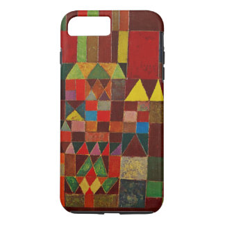 Paul Klee Castle And Sun Abstract Watercolor Art iPhone 8 Plus/7 Plus Case